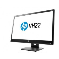 HP VH22, 21.5 TN/LED, 1920x1080 FHD, 1000:1, 5ms, 250cd, VGA/DVI-D/DP, PIVOT X0N05AA#ABB