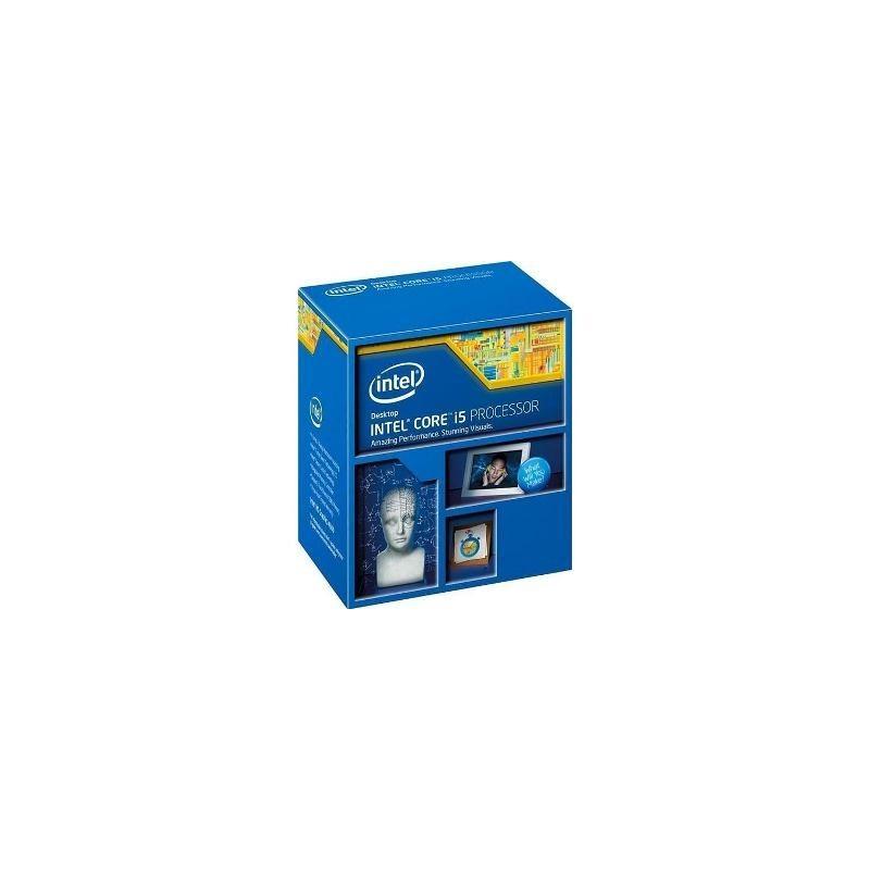 Intel Core i5 4590 - 3.3GHz BOX BX80646I54590