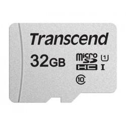 Transcend 32GB microSDHC 300S UHS-I U1 (Class 10) paměťová karta...