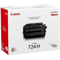 toner CANON CRG-724H black LBP 6750DN/6780x, MF512X/515X 3482B002