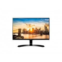 "LG 27MP68HM-P 27""W IPS panel 1920x1080 5ms 10 000 000:1 250cd 2xHDMI repro čierny 27MP68HM-P.AEU"