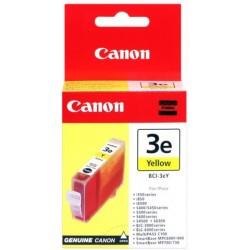 kazeta CANON BCI-3eY yellow BJC 3000/6000, S400/500/600, i550/i850 4482A002