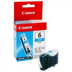 kazeta CANON BCI-6C cyan Pixma iP4000/5000/6000D, MP750/780 4706A002