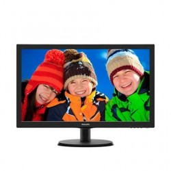"Philips 223V5LSB/00 21,5"" LED 1920x1080 10 000 000:1 5ms 250cd DVI..."