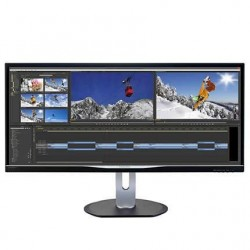 "Philips BDM3470UP/00 34"" AH-IPS LED 3440x1440 40 000 000:1 5ms..."