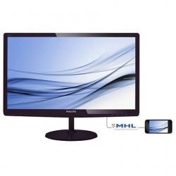 "Philips 277E6EDAD/00 27"" ADS-IPS LED 1920x1080 20 000 000:1 5ms 300cd HDMI DVI repro cierny"
