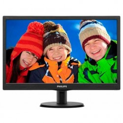 "Philips 193V5LSB2/10 18,5"" LED 1366x768 10 000 000:1 5ms 200cd cierny"