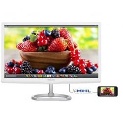 "Philips 276E6ADSS/00 27"" AH-IPS LED 1920x1080 20 000 000:1 5ms 300cd HDMI DVI biely"