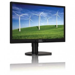 "Philips 241B4LPYCB/00 24"" LED 1920x1080 20 000 000:1 5ms 250cd DP DVI USB repro PIVOT cierny"