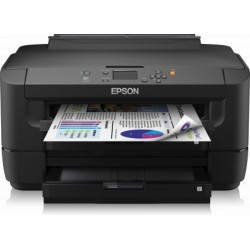 Epson WorkForce WF-7110DTW, A3+, NET, duplex, WiFi, iPrint C11CC99302