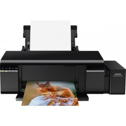 Epson L805, A4 color foto tlaciaren, tlac na CD/DVD, USB, WiFi C11CE86401