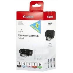 kazeta CANON PGI-9 MBK/PC/PM/R/G PACK PIXMA Pro 9500 1033B013