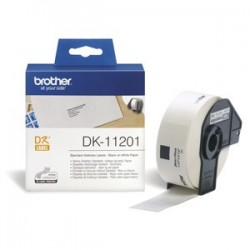 rolka BROTHER DK11201 Standard Adress Labels (400 ks)
