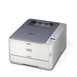 OKI C531dn farebna laser. tlaciaren A4 34-36str/min, USB, NET, Duplex 44951614