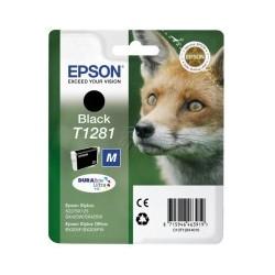 kazeta EPSON S22/SX125/SX130/SX235W/SX420W/SX425W/SX435W/BX305F black M C13T128140