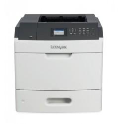 Lexmark MS811dn, mono laser, 1200dpi, 60ppm, 512MB, 800MHz, USB, DUPLEX, GLan 40G0230