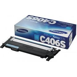 toner SAMSUNG CLT-C406S CLP 360/365, CLX 3300/3305 cyan...