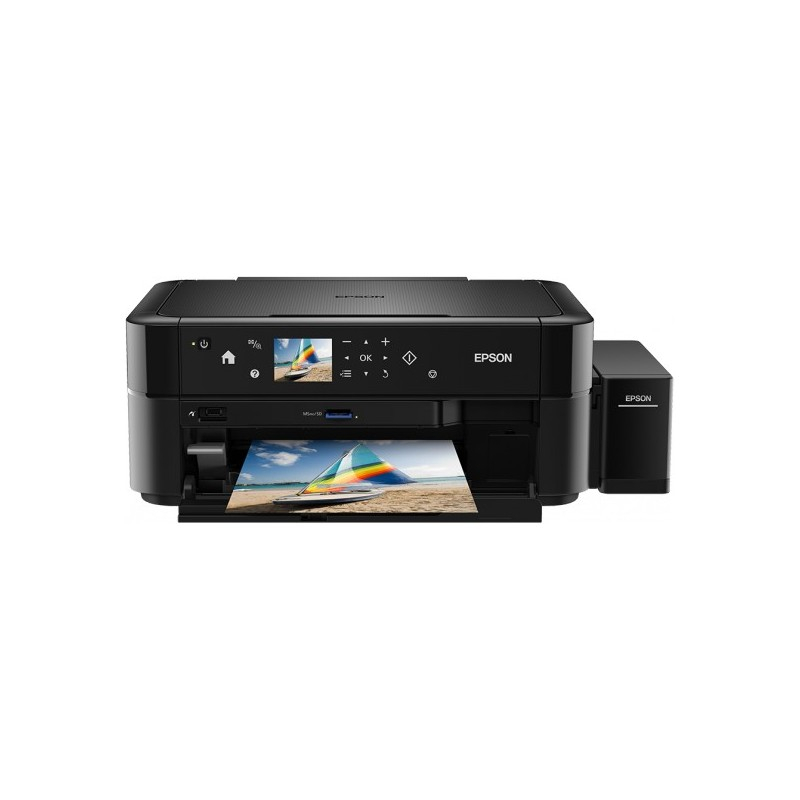 Epson L850, A4 color All-in-One, foto tlac, tlac na CD/DVD, USB C11CE31401