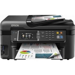 Epson WorkForce WF-3620DWF, A4, All-in-One, NET, duplex, ADF, Fax, Wifi C11CD19302