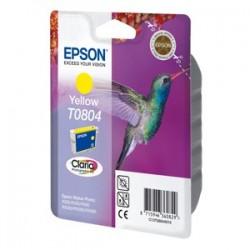 kazeta EPSON SP R265/R285/R360/RX560/RX585 yellow C13T080440