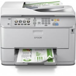 Epson WorkForce Pro WF-5690DWF, A4, All-in-One, NET, duplex, ADF, Fax, Wifi, PDL C11CD14301