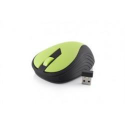 Myš Modecom Logic LM-23 GREEN(zelená) bezdrôtová 1000 DPI M-LC-LM23-GRN
