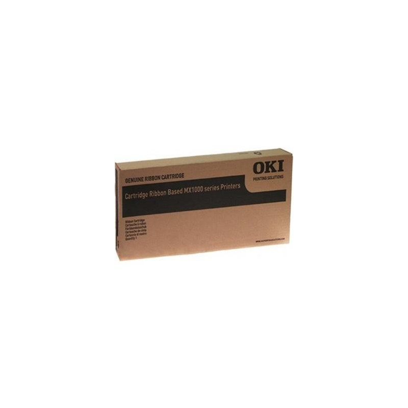 páska OKI MX1050CRB/1100CRB/1150CRB/1200CRB black (17 000 str.) 09005591