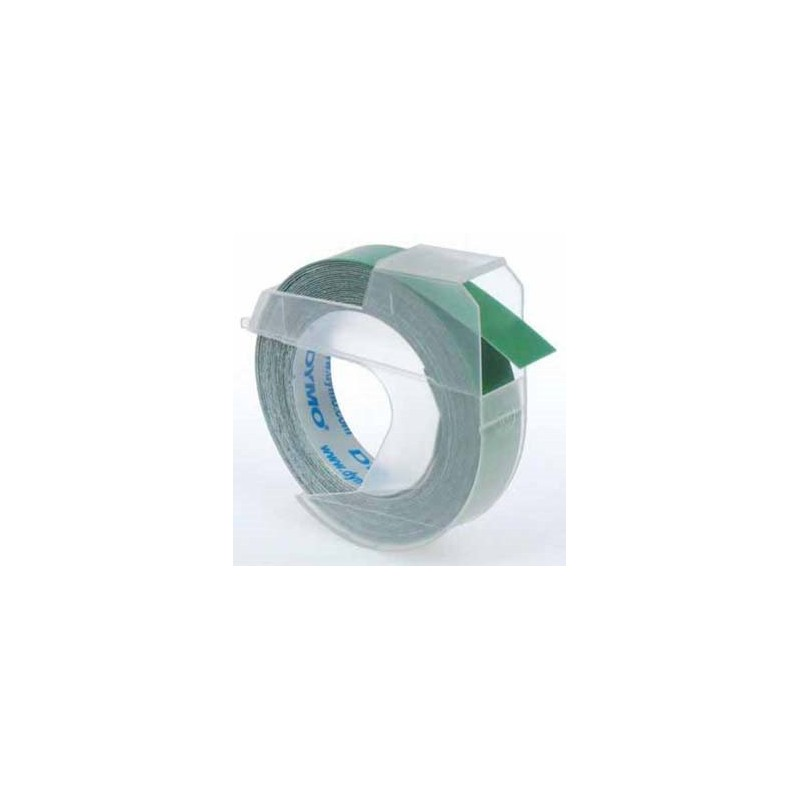 páska DYMO 3D Green Tape (9mm) S0898160