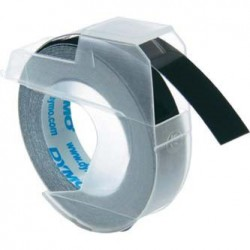 páska DYMO 3D Black Tape (9mm) S0898130