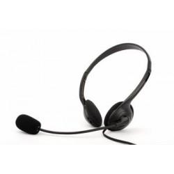 Modecom Slúchadlá s mikrofónom Logic LH-20 S-LC-LH-20