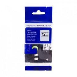 Kompatibilná páska BROTHER TZ231 čierne písmo, biela páska Tape (12mm) ECO-TZE-231