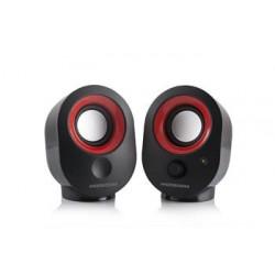 Reproduktory Modecom MC-XS5 black-red (čierno-červené) G-Y-00XS5-150-2