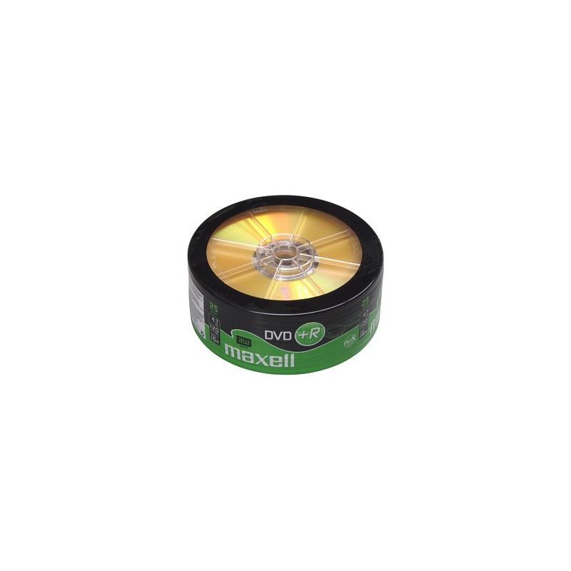 DVD+R MAXELL 4,7GB 16X 25ks/spindel 275735.30.TW