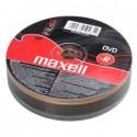 DVD-R MAXELL 4,7GB 16X 10ks/spindel 275730.30.TW