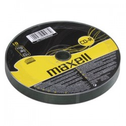 CD-R MAXELL 700MB 52X 10ks/spindel 624034.02.CN