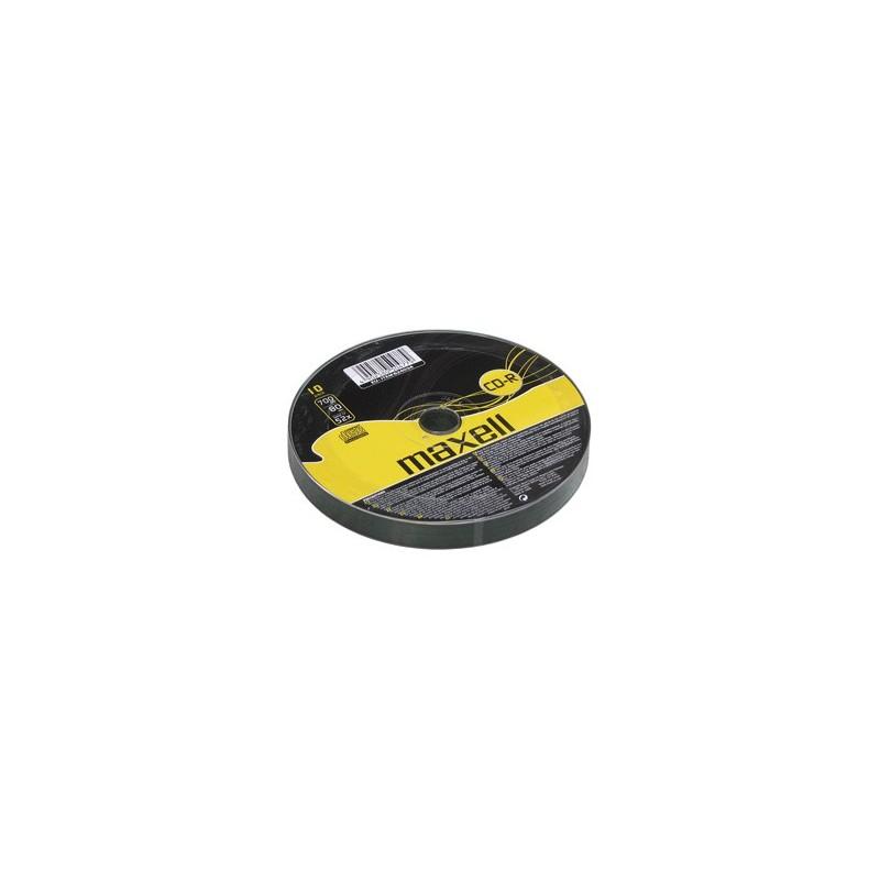 CD-R MAXELL 700MB 52X 10ks/spindel 624034.02.CN