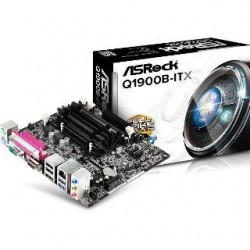 MB ASROCK  Q1900B-ITX