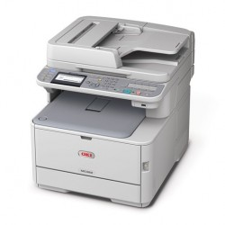 OKI MC362dn farebna MFP A4 far 22str/min cier 24str/min, USB, NET, COPY, SCAN, DUPLEX, FAX 44952104