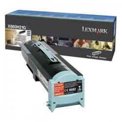 Toner Lexmark X860, 862, 864 35K BLACK X860H21G