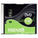 DVD+R MAXELL 4,7GB 16X Slim box 1ks 275636