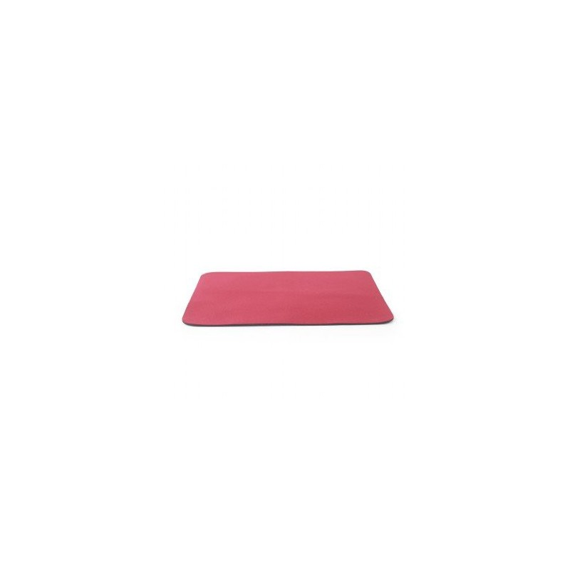 podložka pod myš GEMBIRD, látková, červená, 220 x 250 x 4 mm MP-A1B1-DR