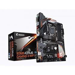 GIGABYTE MB Sc LGA1151 B360 AORUS GAMING 3 WIFI, Intel B360, 4xDDR4, VGA, Intel CNVi WIFI ready