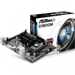 MB ASROCK  D1800M