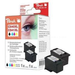 PEACH kompatibilní cartridge Canon PGI-570XL, black, 22ml 319848