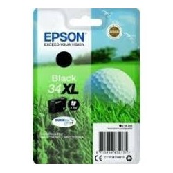kazeta EPSON WF-3720/3725 no.34XL black (1.100 str) C13T347140
