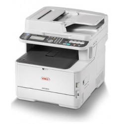 OKI MC363dnw A4 30/26 ppm ProQ2400dpi, PCL/PS, RADF, 1GB RAM, USB 2.0 LAN, WIFI (Print/Scan/Copy/Fax) 46403512