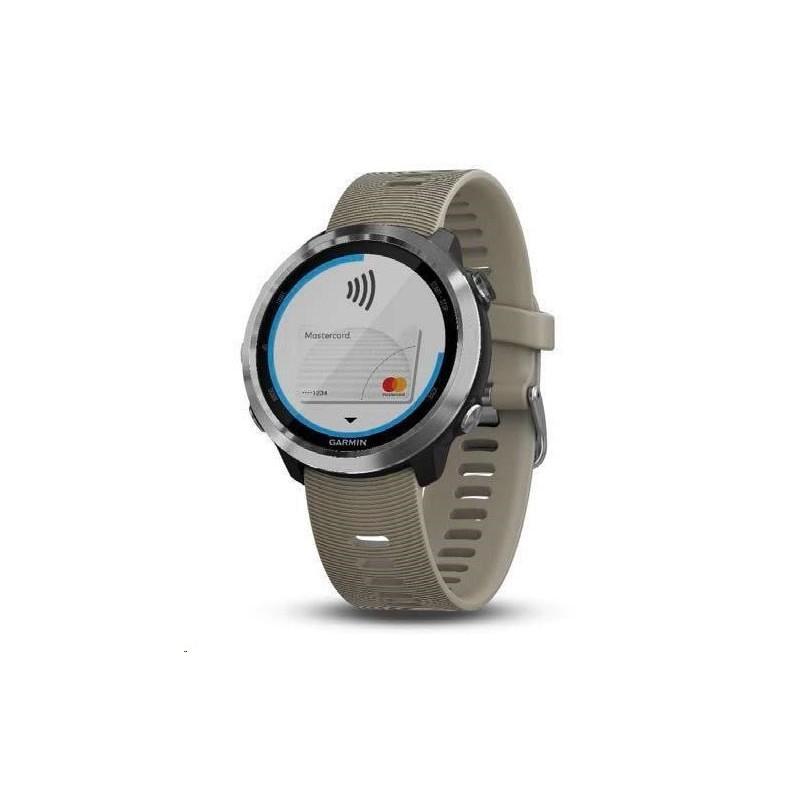 Garmin GPS sportovní hodinky Forerunner 645 Optic, Sandstone 010-01863-11