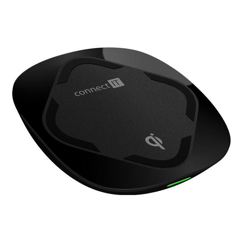 CONNECT IT Bezdrôtová QI nabíjačka CWC-7500-BK