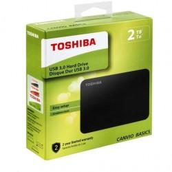 "TOSHIBA Canvio Basics (2018) 2TB USB3.0 2,5"" HDTB420EK3AA"