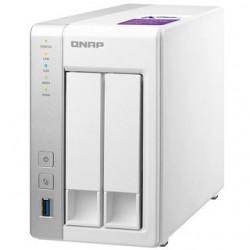 QNAP NAS Server TS-231P2-1G 2xHDD/SSD